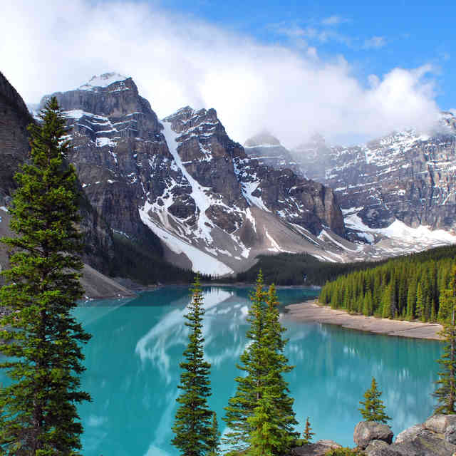 Canada\'s Most Beautiful National Parks Will Make Americans Jealous