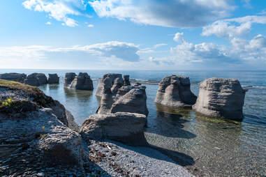 Mingan Archipelago