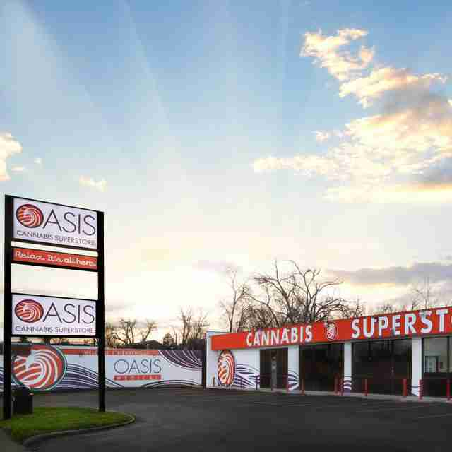 oasis cannabis super store