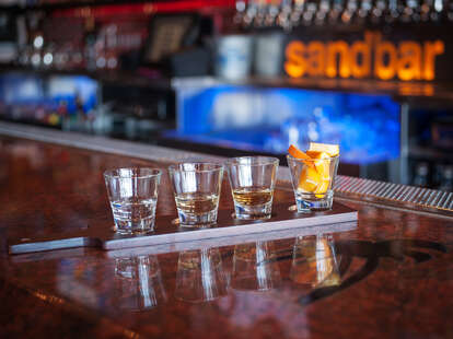 tequila, tequila shots, sandbar