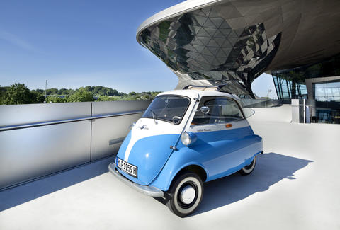 The BMW Isetta is primed for a comeback