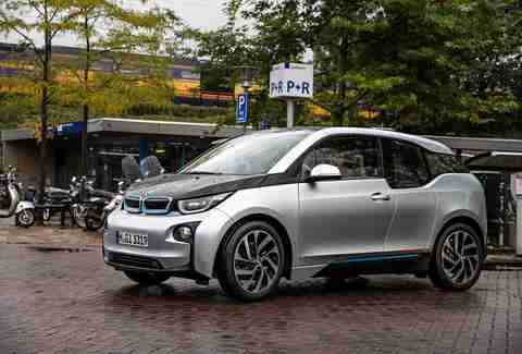 BMW already makes an efficient vehicle
