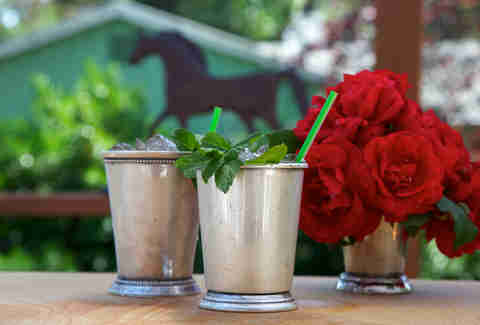 Mint julep KEntucky Derby