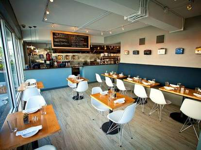 blue collar restaurant