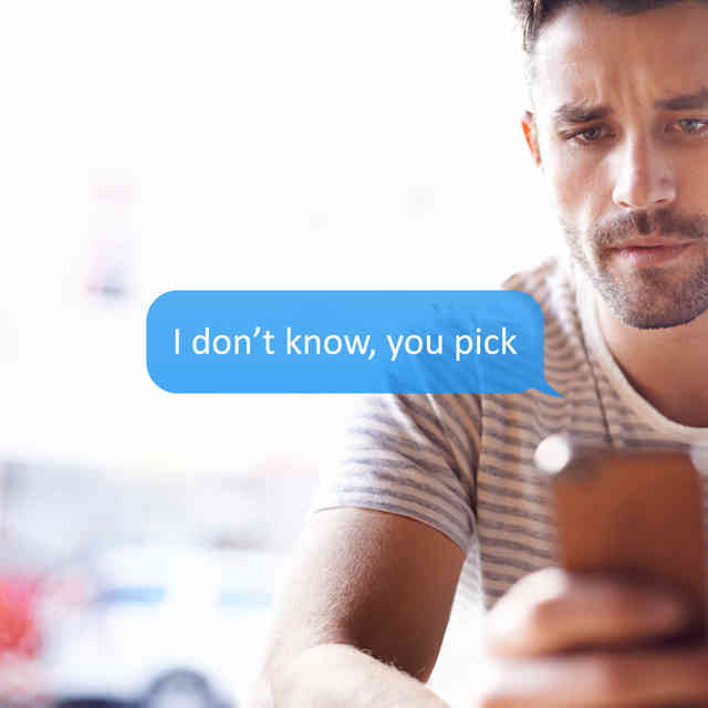 Men Share the Most Confusing Texts Women Send Them