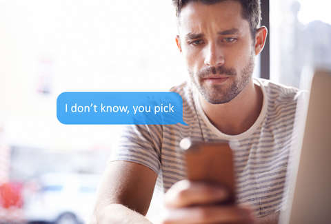The 11 Most Confusing Texts Women Send - Thrillist