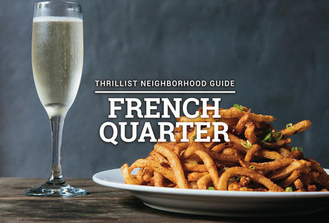 14 Legit Reasons To Eat In The French Quarter