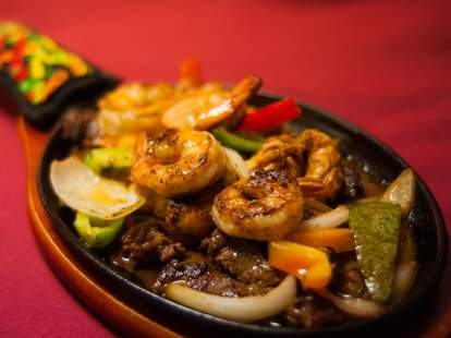 Detroit's best Mexican food at El Asador Steakhouse
