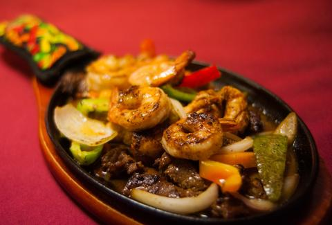 Detroit's best Mexican food at El Asador Steakhouse