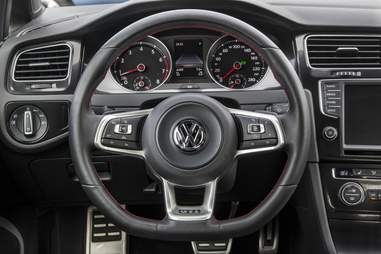 Paddle shifters are an underused commodity