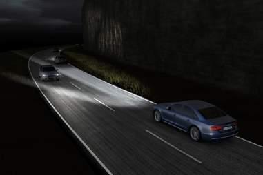 Adaptive headlights are a modern marvel