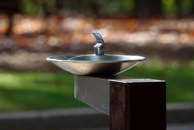water fountain, bubbler
