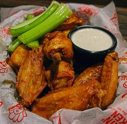 Kickin' Chicken Charleston