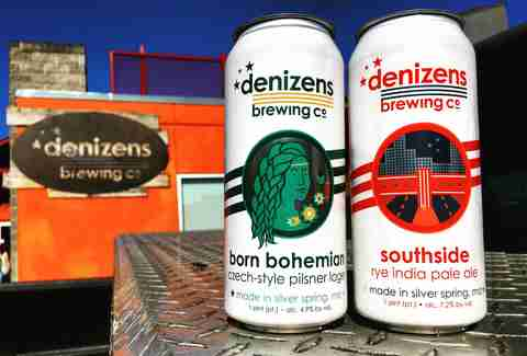 denizens brewing