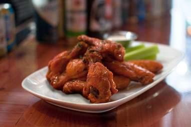 Beer Market Co., wings, buffalo wings