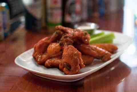 Beer Market Co., wings, buffalo wings
