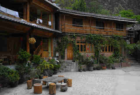 Halfway Guesthouse Tiger Leaping Gorge, China