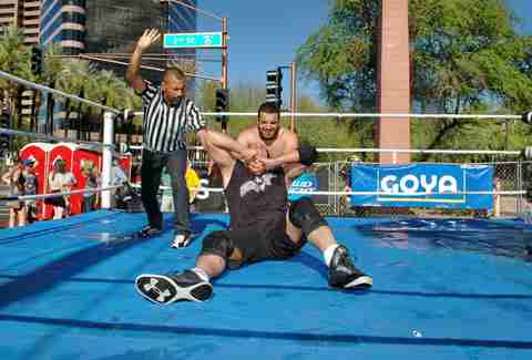 wrestling cinco phoenix