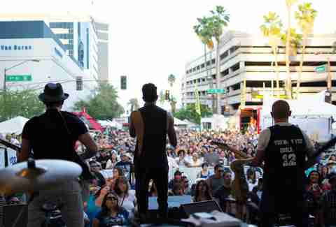 Everything to Do (and Not Do) at Cinco Phoenix Festival