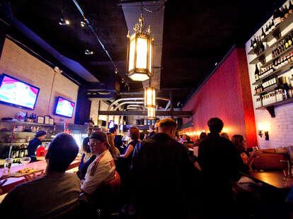 Interior of Bar at ChurchKey