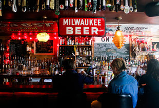 Franky S Newport Lounge A Milwaukee Wi Bar
