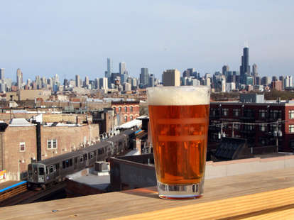 Chicago and beer
