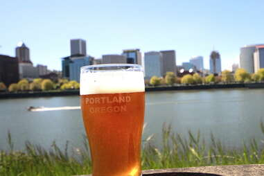 Portland and beer
