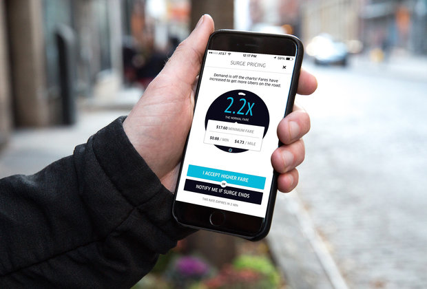 Tricks to Get Around Uber Surge Pricing