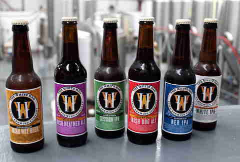 The White Hag brewery Ireland