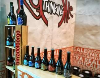 Birra del Borgo brewery Italy