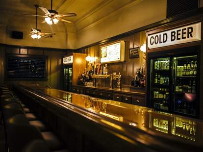 Bar at EZ Inn