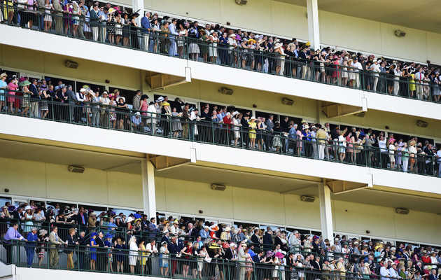 All the People You'll See at the Kentucky Derby