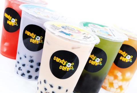 Bubble Tea at Candy Cafe