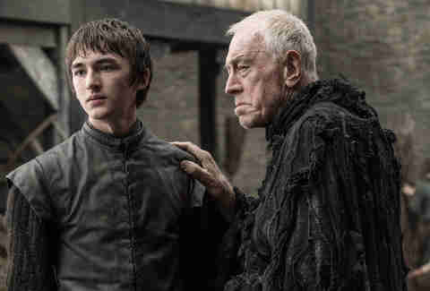 bran stark three-eyed raven game of thrones