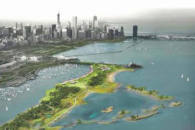 Northerly Island Planning