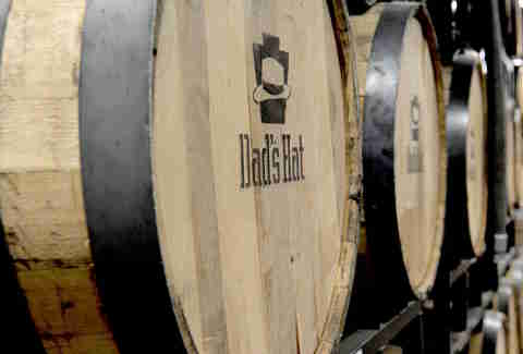 barrel distiller