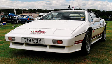 The Lotus Esprit is a dream, but also a nightmare