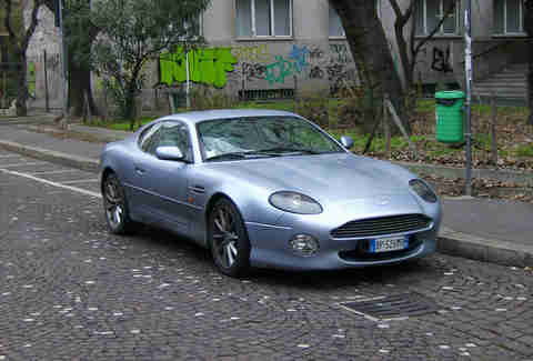 Aston Martins are a dicey proposition, monetarily