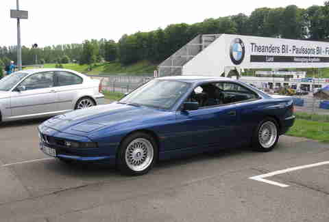 The BMW 8-Series is the quintessential trap car