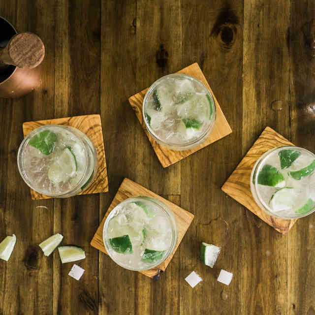 The Crucial Steps to Making the Perfect Caipirinha