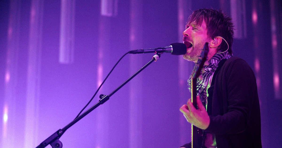 Radiohead Mega