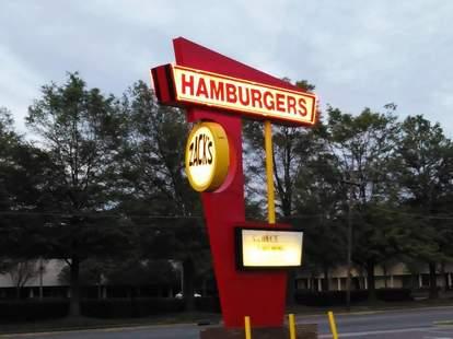 Zack's Hamburgers.