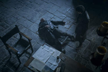 Game of Thrones, Roose Bolton, Ramsay, Home