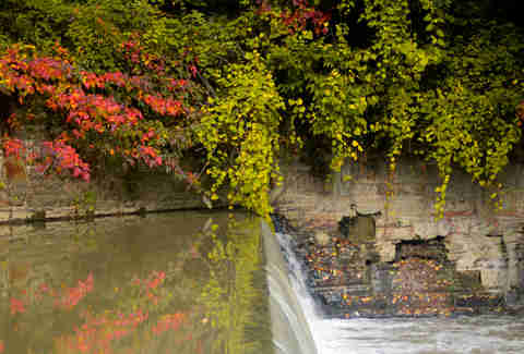 Bonnie Park Waterfall cleveland