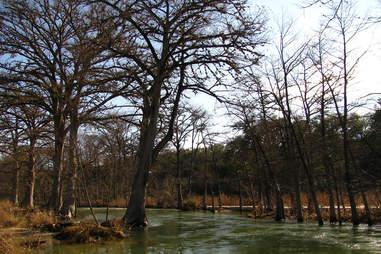 Texas River Medina