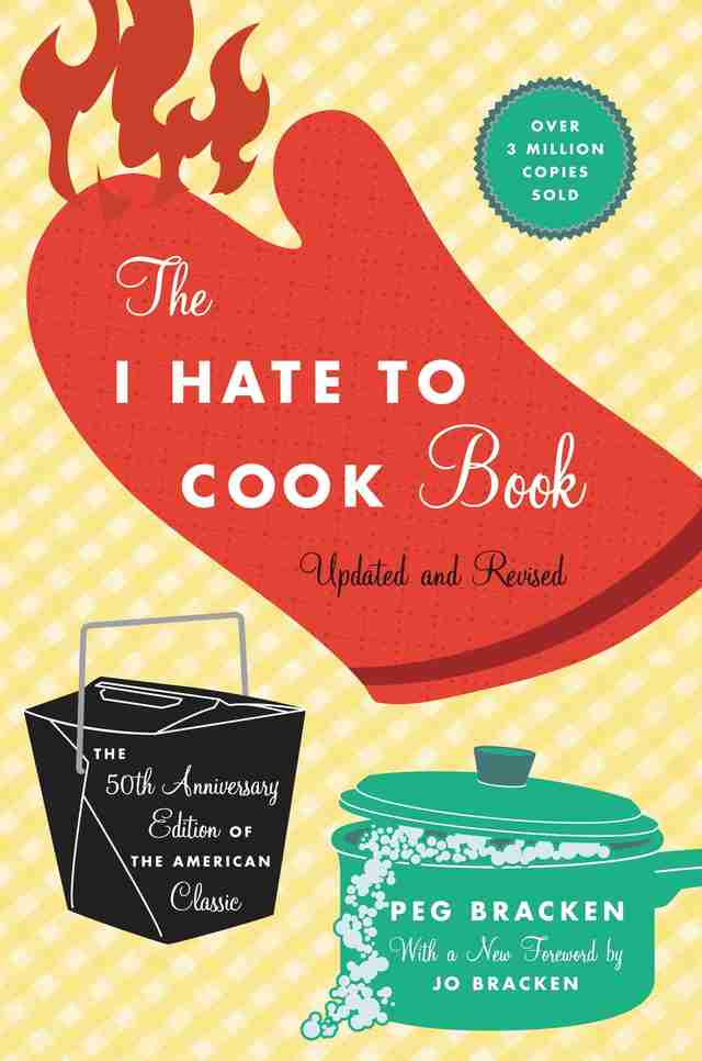 i hate cooking cookbook