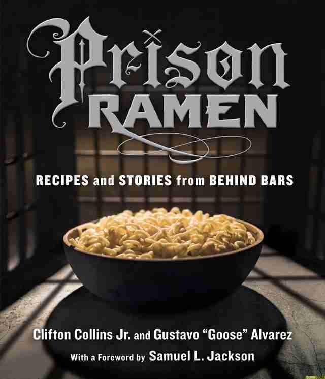 prison ramen cookbook