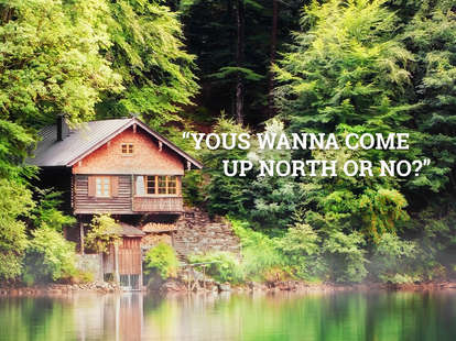 Cabin up North