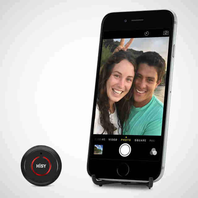 Hisy Bluetooth Camera Remote