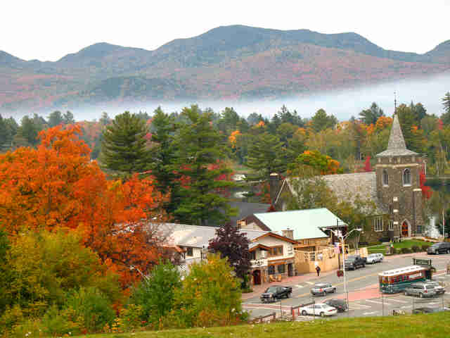 Best mountain towns in america to visit thrillist Best villages in america